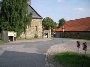 Inlineskate Laufstrecke Rundkurs Kloster Marienrode