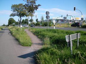 Inlineskate Laufstrecke Rundkurs Ochtersum