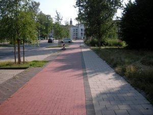 Inlineskate Laufstrecke Hildesheimer Schützenplatz