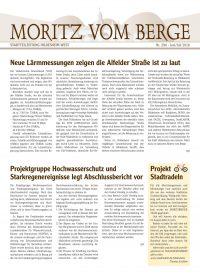 Stadtteilzeitung Moritz vom Berge
